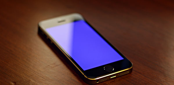 Den Blue Screen of Death beim iPhone beheben