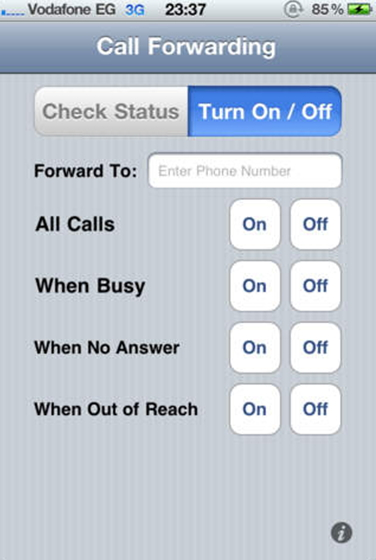 Top 5 Call Forwarding Apps for Your iPhone