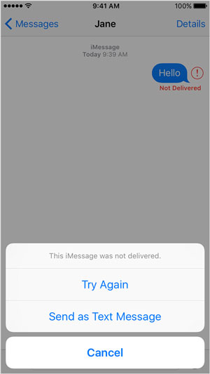 iphone not getting texts 8 ways to fix iphone not sending or receiving text 15341