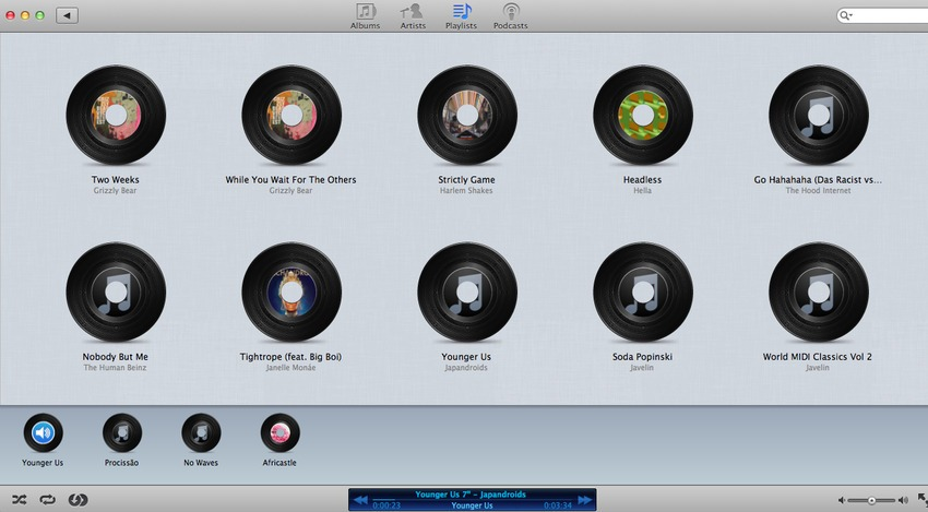 top 8 itunes alternatives to Play Music