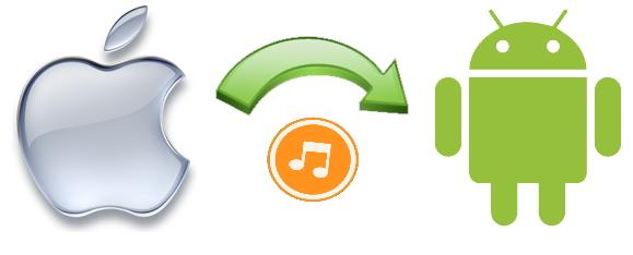 Benutzerdefinierte Klingeltöne ganz einfach von Iphone auf Android übertragen