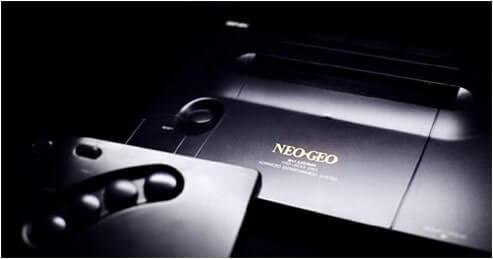 Neo Geo-Emulatoren