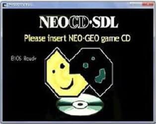 Neo Geo-Emulatoren-NeoCD(SDL)