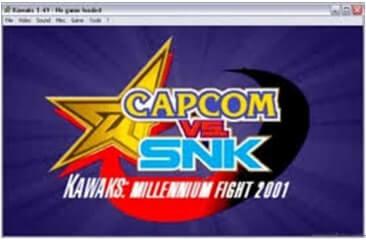 Neo Geo-Emulatoren-KAWAKS-Windows