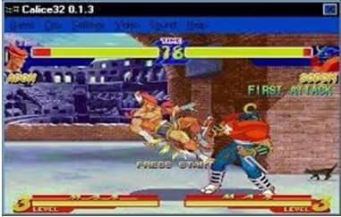 Neo Geo-Emulatoren-Calice32- Windows