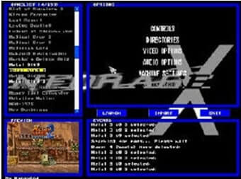 Neo Geo-Emulatoren-NeoRage (X)