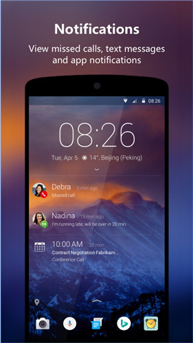 unlock apps for android-Next Lock Screen
