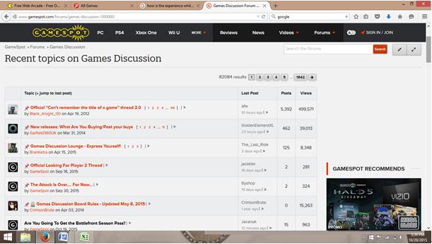 online emulators-discussion forums