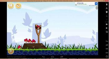 Android emulator Android mirror voor pc mac windows Linux