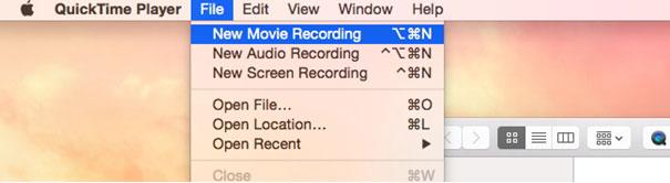 capture iPhone scren video
