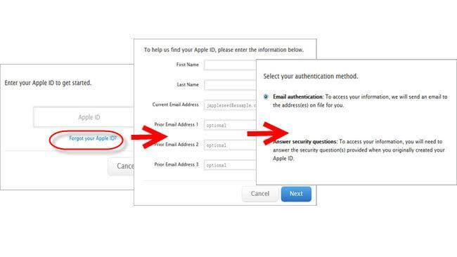 How to Reset Your Apple ID