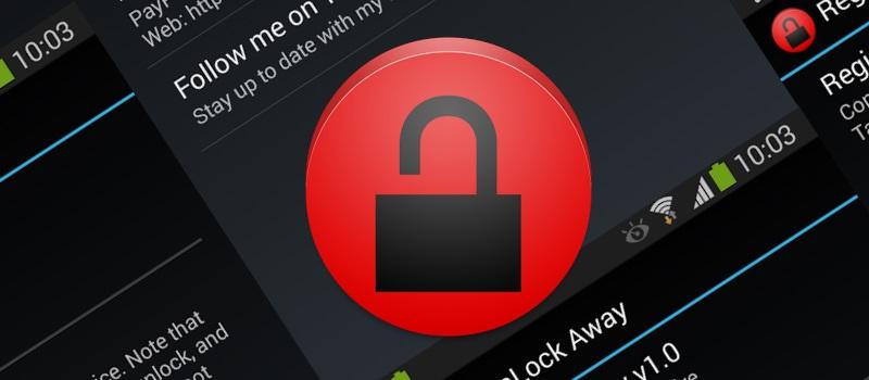 Freischaltungs-App für Samsung Galaxy