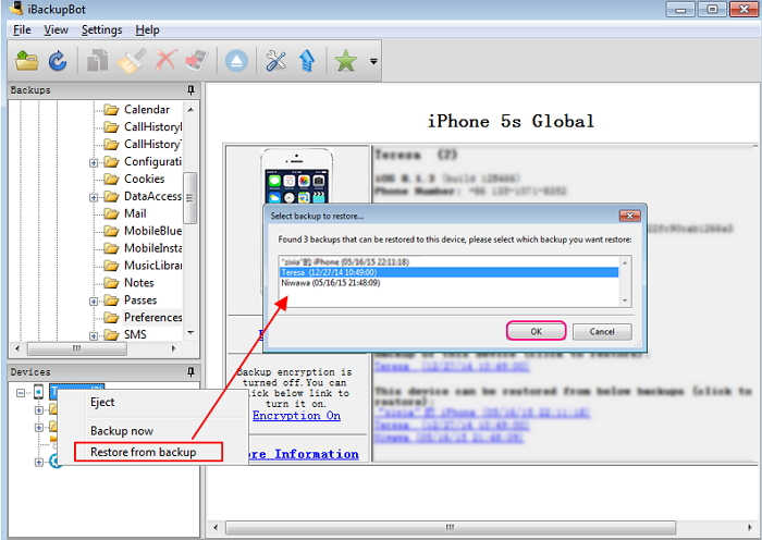 forgot restriction code on iphone 4 ways to reset restriction passcode on iphone ultimate 16949