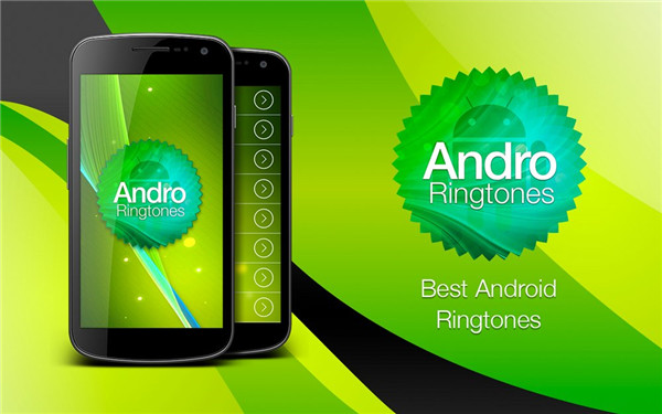 Ringtone Apps for Android-Andro Ringtones