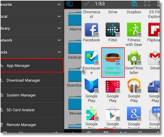 samsung gear fit manager, gear fit manager , gear fit manager app , gear fit app, gear fit apps