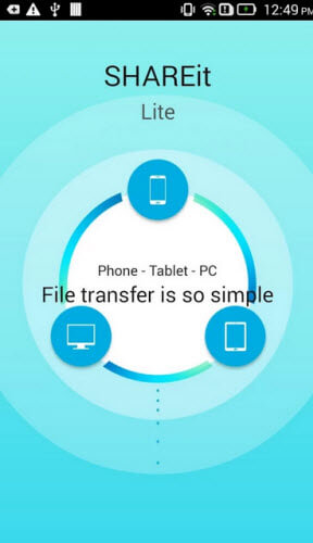 easy phone transfer app-SHAREit