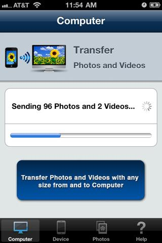 Simple iPhone Transfer