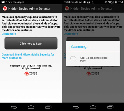 Top 4 Spyware Removal for Android