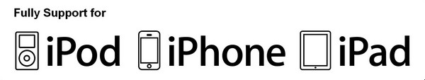 O dr.fone de Wondershare suporta iPad-iPod-iPhone