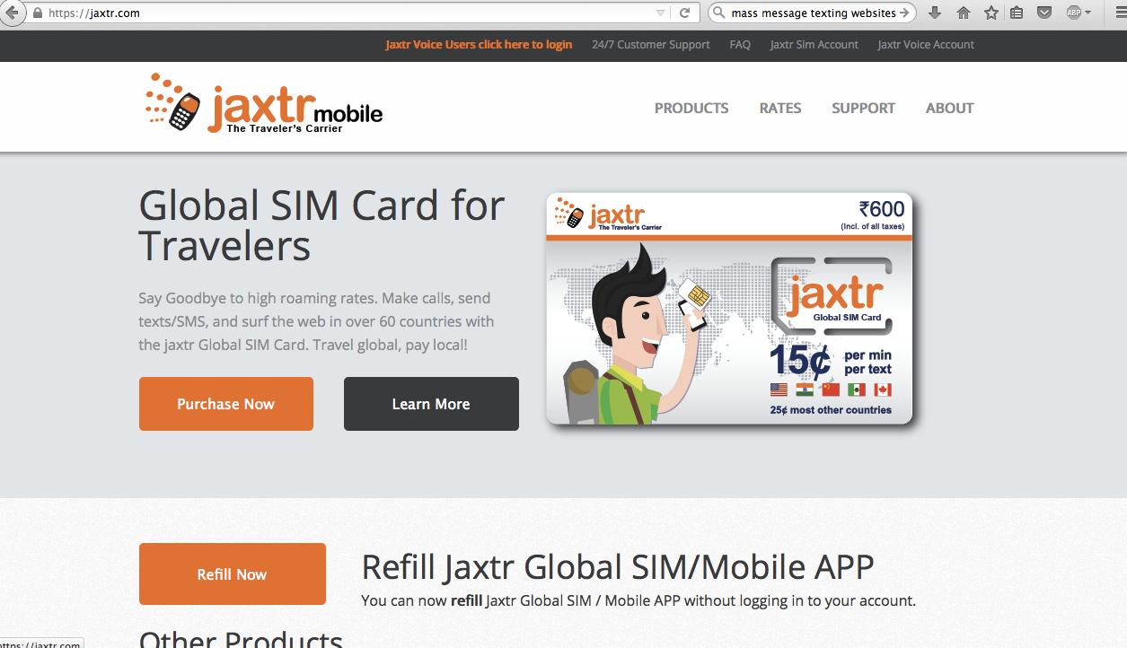 Top 10 de los servicios de mensajes de texto masivos en el mercado