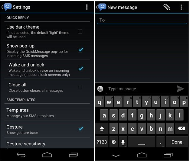 best text message app for windows phone