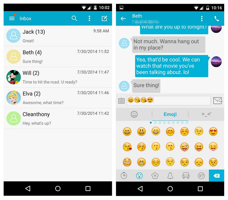 Top 13 Best Text Message Apps for Android Devices- dr.fone