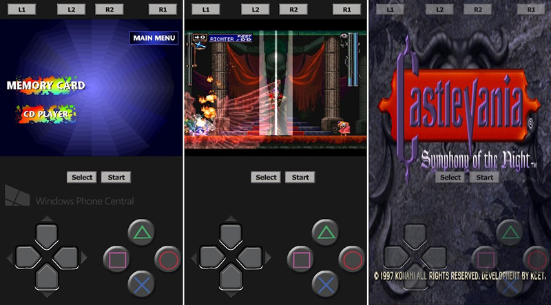 Top 4 game emulators for Windows Phone 8-EmiPSX