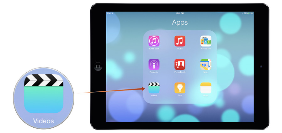 How to Transfer MP4 to iPad