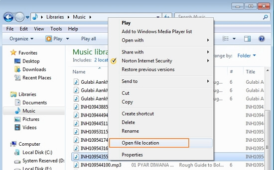 Transfer Music from Windows Media Player to iPod Using iTunes