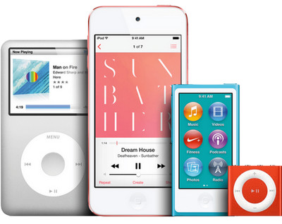 Transfer Music from iPod to Windows PC