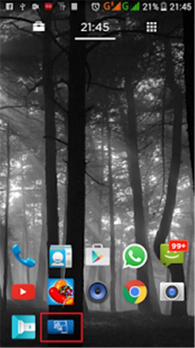 miracast app-tvfi