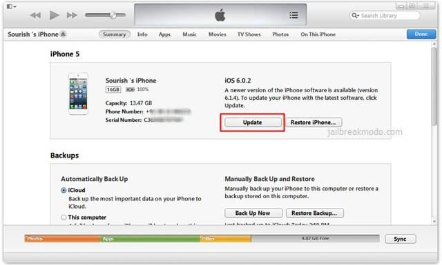 A Full Guide on How to Update iPhone with/without iTunes