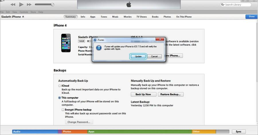 itunes iphone update ein kompletter guide dar 252 ber wie ein iphone mit ohne 12533