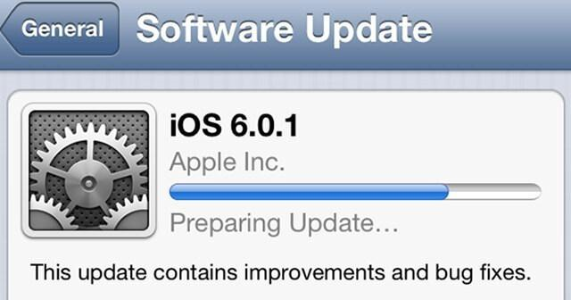iphone software update