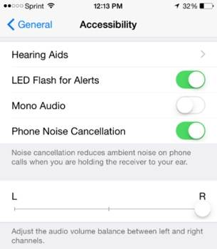 Phone Lautstärkeprobleme
