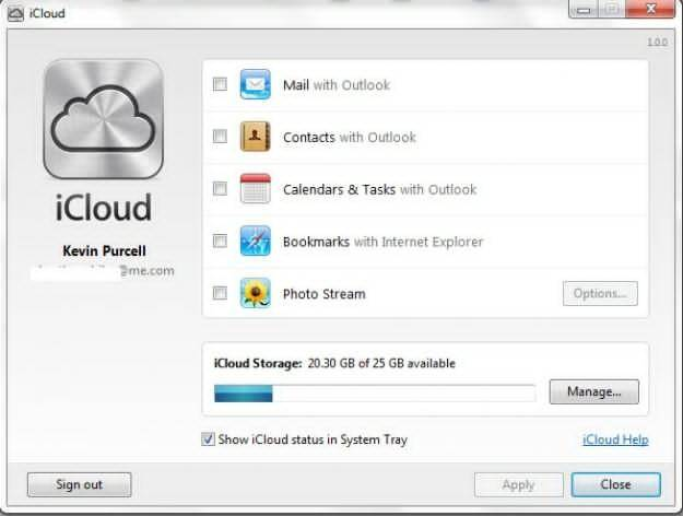 iCloud sync does not work