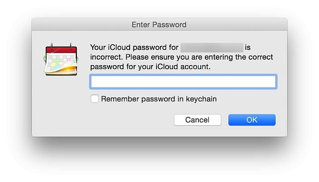 iCloud issues and solutions