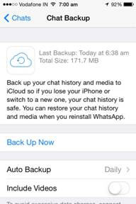 transfer whatsapp on iphone