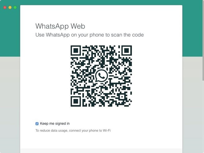 send whatsapp message