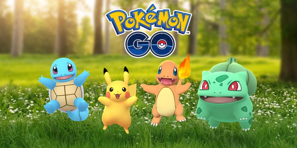 Pokemon go AR games