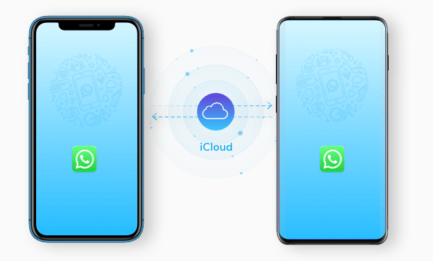 transferir whatsapp usando icloud