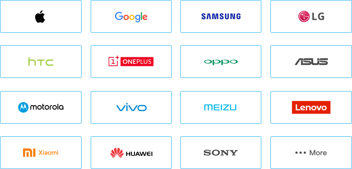 all phone brands