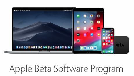 programme bêta Apple