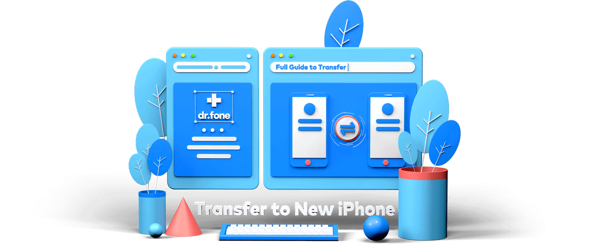 transfer to iphone